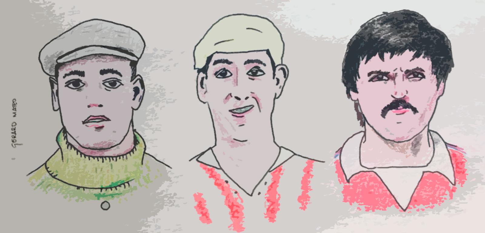 Zamora, Pichichi y Panenka / GERARD MATEO