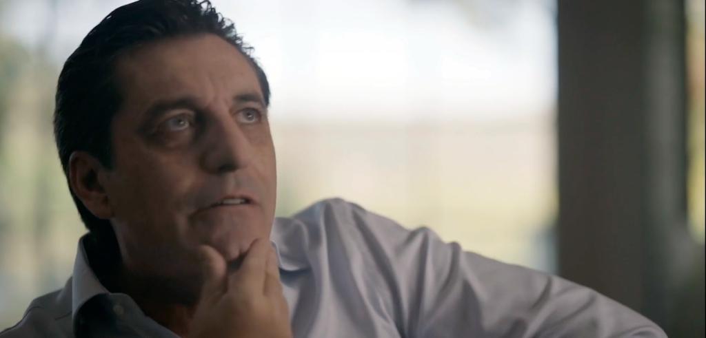 Paulo Futre en 'El pionero'
