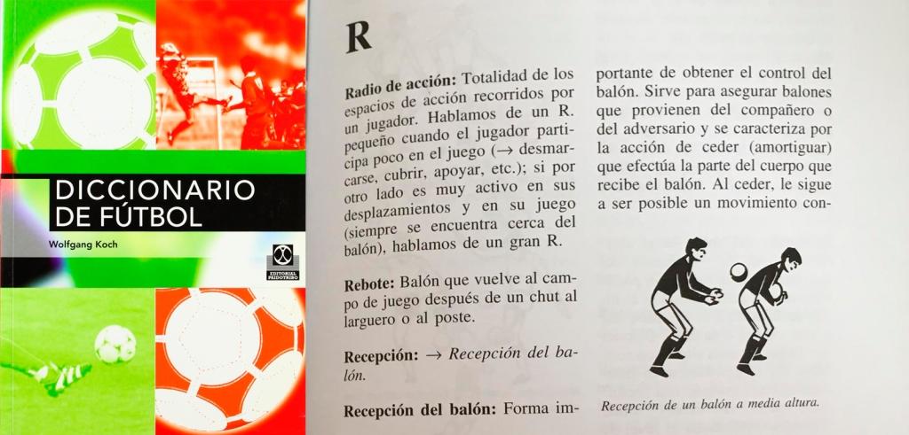 'Diccionario de fútbol', de Wolfgang Koch