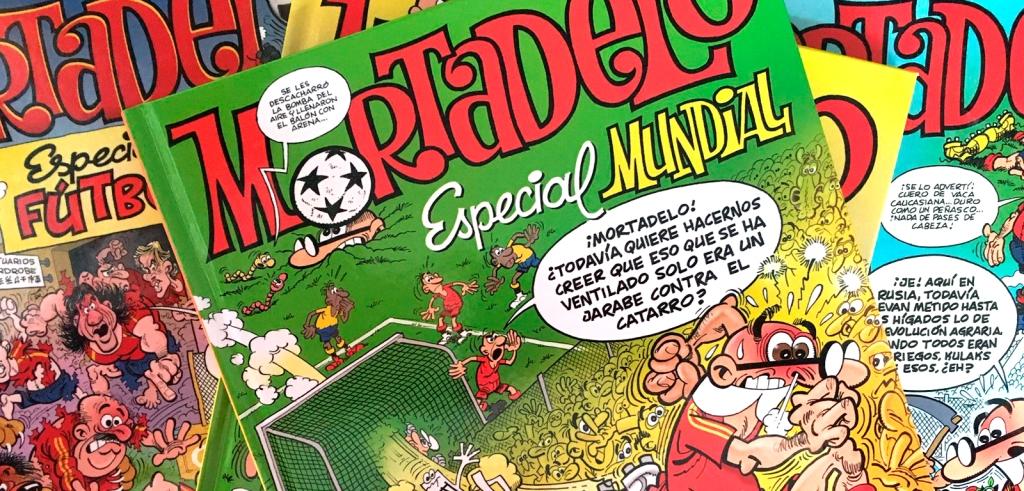 Diccionarios de fútbol de Mortadelo