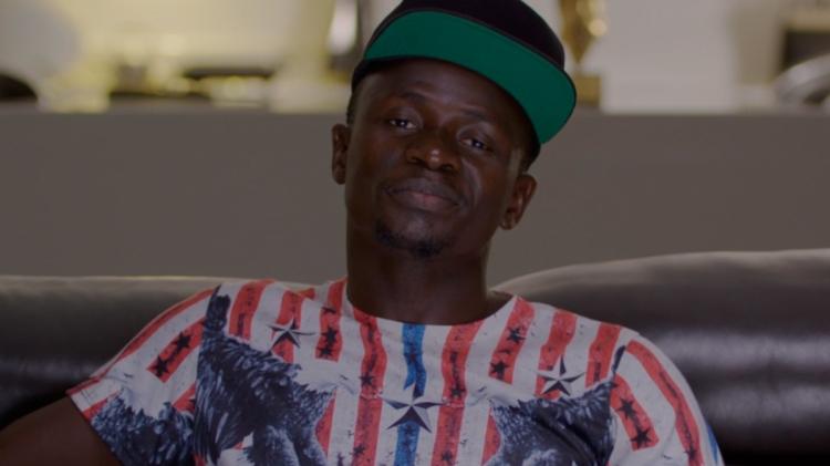 Sadio Mané en el documental 'Made in Senegal'