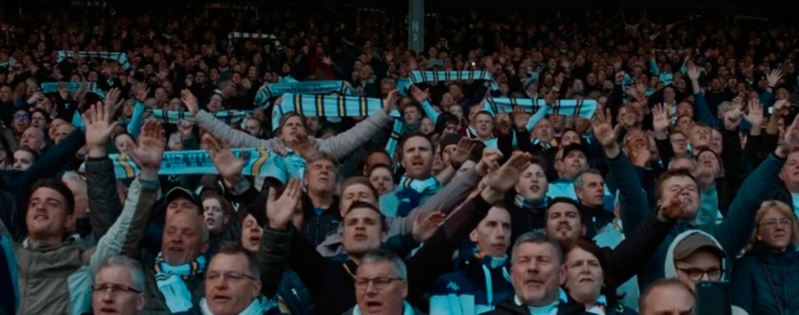 Aficionados del Leeds United / TAKE US HOME