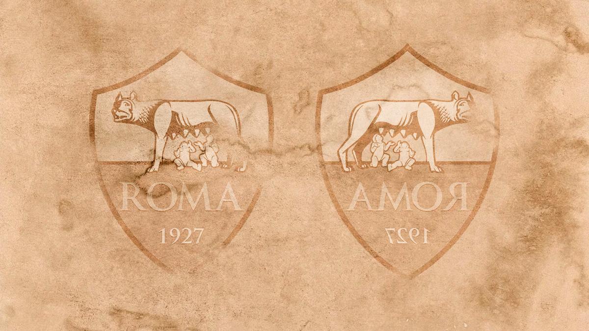El escudo de la Roma al revés se lee amor / PDF