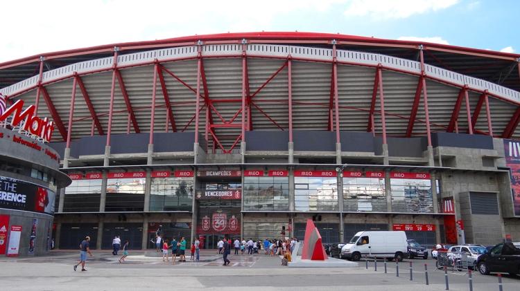 Estadio da Luz, el hogar del Benfica, en Lisboa / PdF