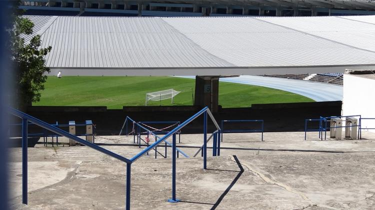 Estadio del Restelo, casa de Os Belenenses, en Lisboa / PdF