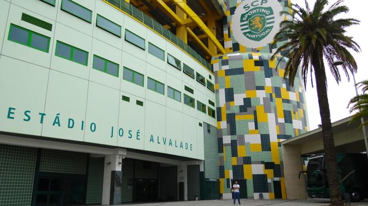 Estadio Jose Alvalade, sede del Sporting de Portugal, en Lisboa / PdF