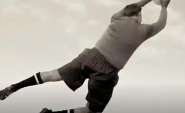 Lev Yashin en 'El portero de mis sueños' / 'LEV YASHIN, EL PORTERO DE MIS SUEÑOS'