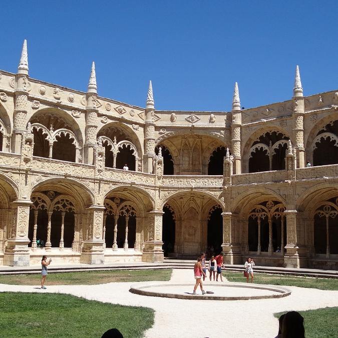 Monasterio de los Jerónimos, Lisboa / PdF