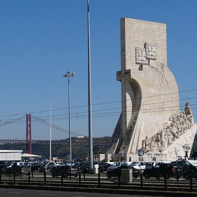 Padrón de los Descubrimientos, Lisboa / PdF
