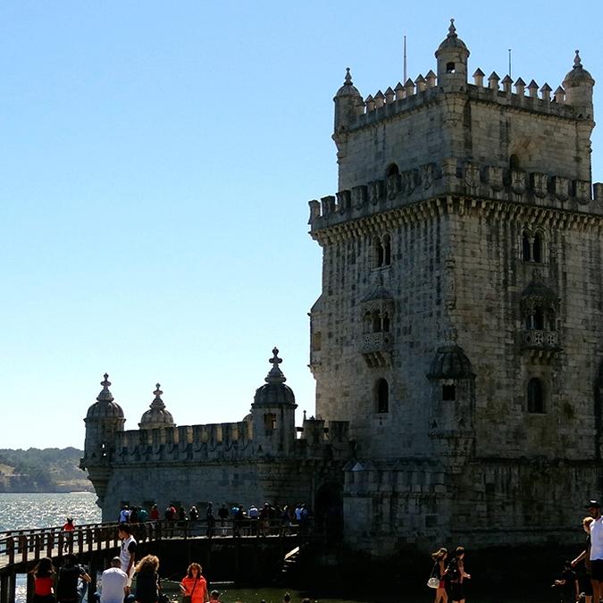 Torre de Belém, en Lisboa / PdF