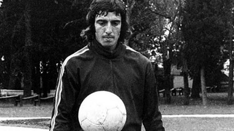 Carlos Alberto de Marta, futbolista sordo / ESTUDIANTES