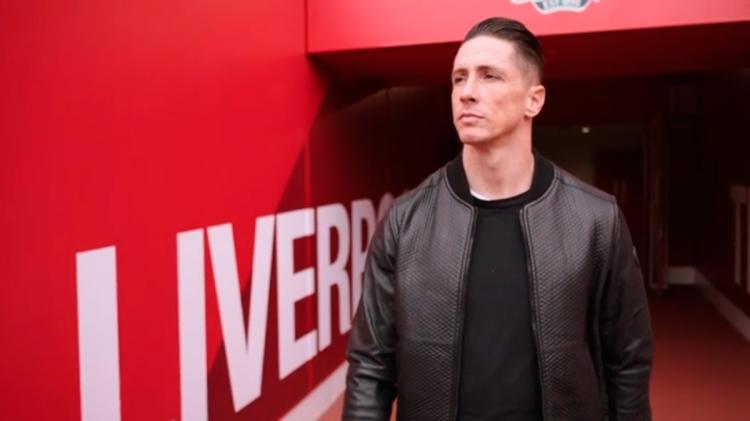 Fernando Torres en Liverpool / 'EL ÚLTIMO SÍMBOLO'