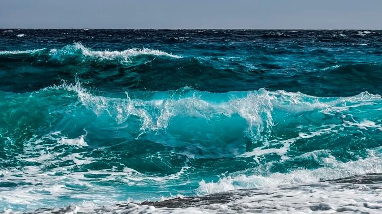 Olas del mar / PIXABAY