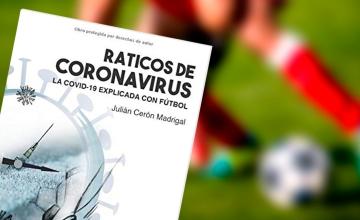 Portada del libro 'Raticos de coronavirus' / FOTOMONTAJE DE PdF