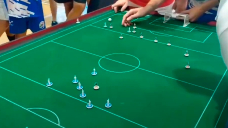 Subbuteo / YOUTUBE