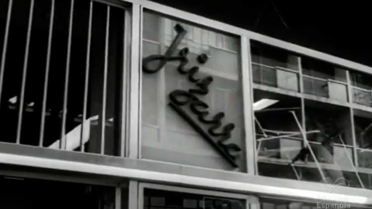 La tienda Irizarra, en Bilbao / '114 GOLES'