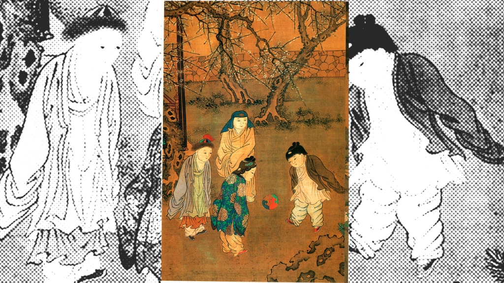 'Cien niños en la larga primavera', de Su Hanchen