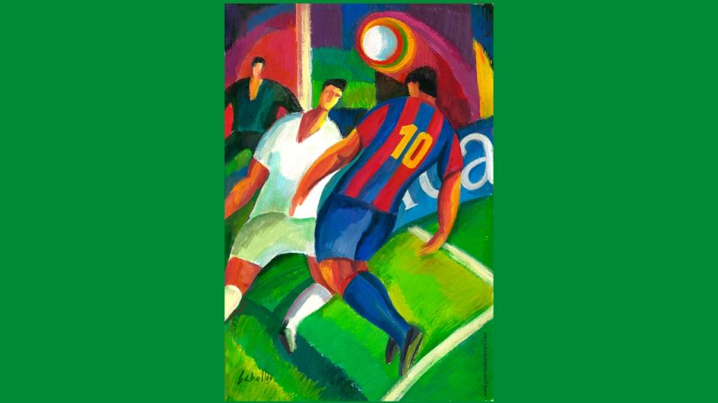 'Barça Campió', de Guillem Martí Ceballos