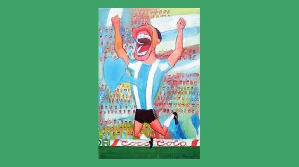 'Gol de Argentina', de Manuel Rodríguez