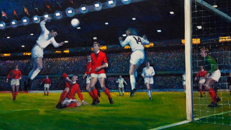 'Gol de Verón al Manchester', de Ricardo Martínez Gálvez