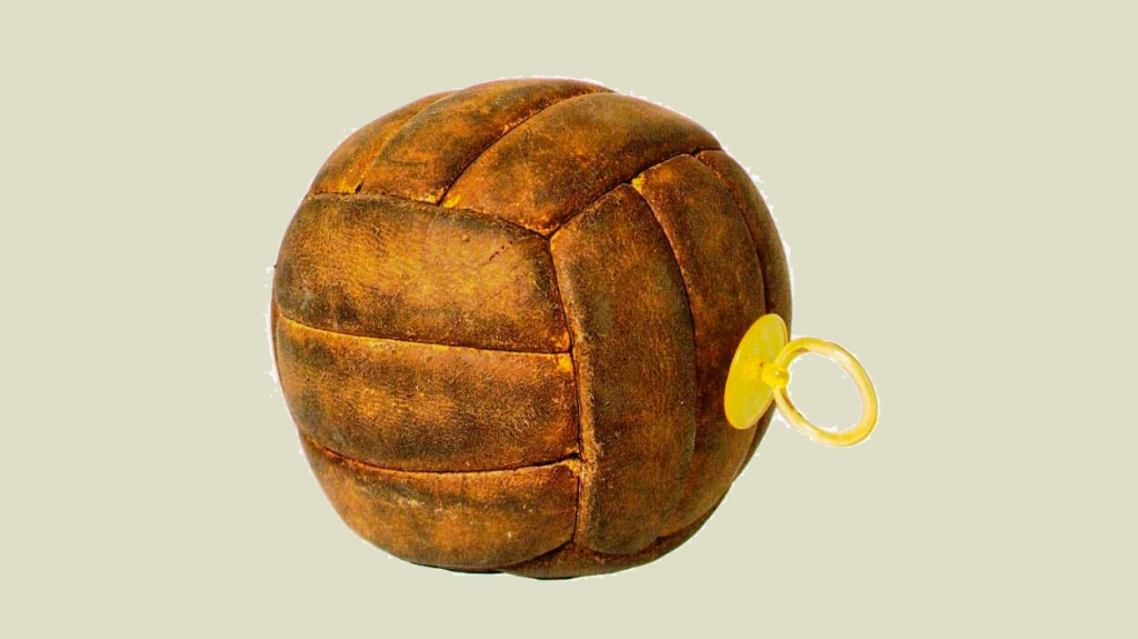 Fútbol', de Joan Brossa