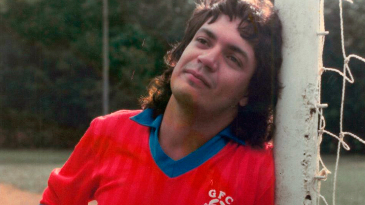 Carlos Henrique Raposo 'Kaiser', con la camiseta del Ajaccio