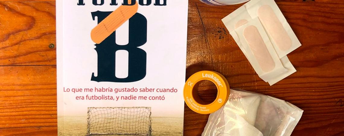 'Fútbol B', libro de Jacinto Elá / PdF