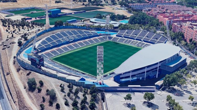 Coliseum Alfonso Pérez / GOOGLE MAPS
