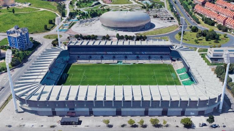 Campos de Sport de El Sardinero / GOOGLE MAPS