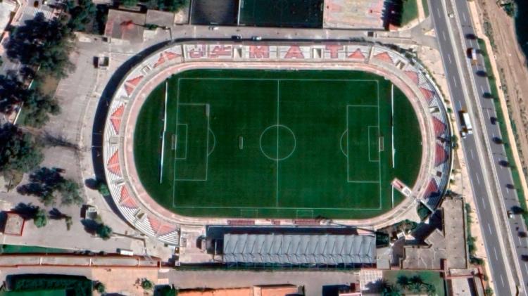 Estadio Varela / GOOGLE MAPS