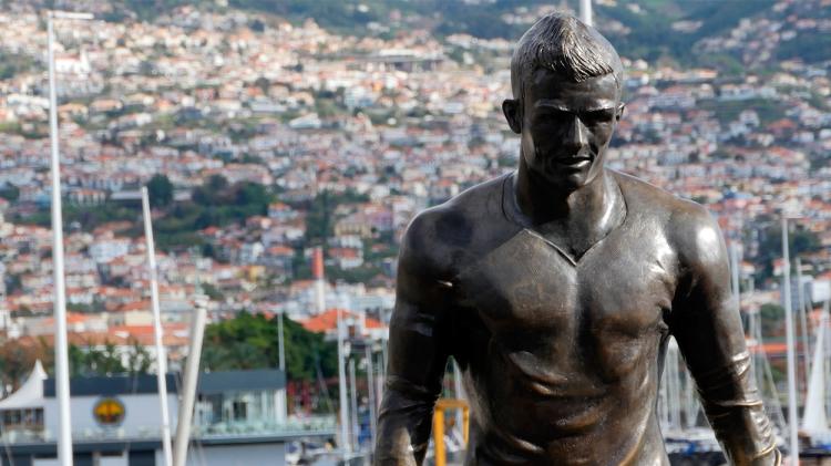 Estatua de Cristiano Ronaldo / UPSTAIRSGBR - PIXABAY