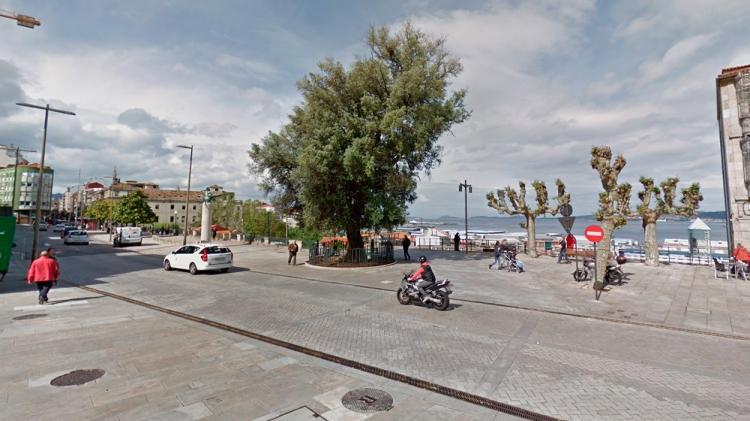 El olivo de Vigo / GOOGLE STREET VIEW