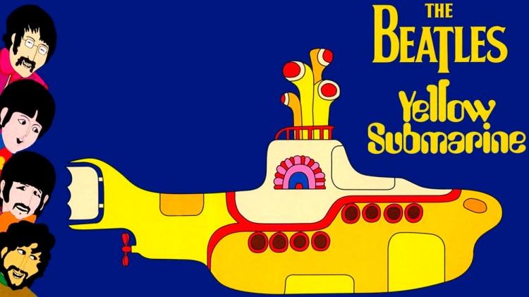 El submarino amarillo de los Beatles, apodo del Villarreal