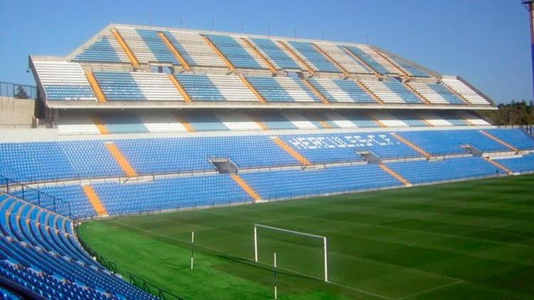 Estadio José Rico Pérez, el campo del Hércules / PdF