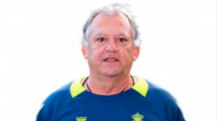 El técnico Juan Manuel Rodríguez / LAS PALMAS