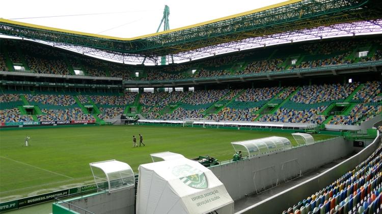 Estadio José Alvalade, la casa del Sporting de Portugal, en Lisboa / PdF