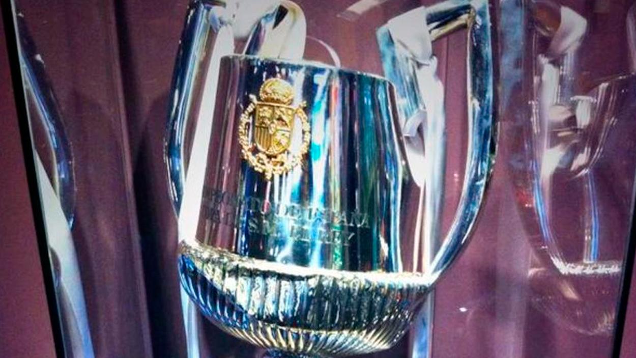 La Copa del Rey del Real Madrid que se le cayó a Sergio Ramos