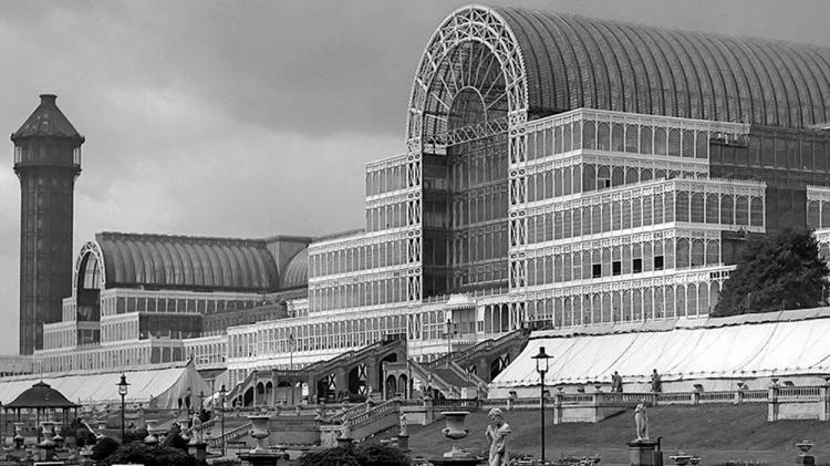 El palacio de cristal donde nació el Crystal Palace / CRYSTAL PALACE