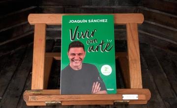 'Vivir con arte', el libro de Joaquín el del Betis / PdF